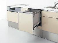 パナソニック製(Panasonic)QSS45RS7SD シルバー 浅型タイプ ○食洗機