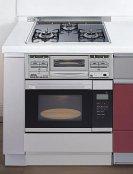リンナイ製(Panasonic)VJS62EE1N ビルトインガスオーブンレンジ(電子レンジ機能付) △ガスオーブン
