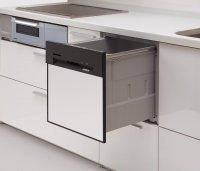 千石製(Panasonic)LEEPW-S450A ブラック 浅型タイプ ○食洗機