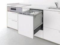 パナソニック製(Panasonic)LES45VD7SD シルバー 深型タイプ ○食洗機