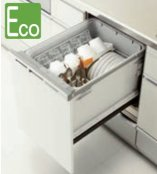 クリナップ ZWPM45M16CDU 省エネナビ付バイオパワー除菌タイプ ○食洗機