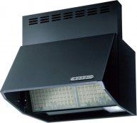 富士工業製(Rinnai)BDE-3HL-AP601BK 間口60cm ブラック BDEシリーズ スタンダードフード ★レンジフード 上幕板付き ※納期約2週間