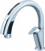 INAX製(LIXIL)SF-NA491S ハンズフリータイプ ◎キッチン水栓 一般地用