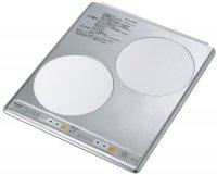 パナソニック製(Panasonic)KZ-HS20AP 2口IH 200Vタイプ ▽IHクッキングヒーター