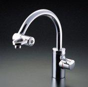 TOTO製(TOTO)TKF51PN 台付ミキシング混合水栓 ◎キッチン水栓 一般地用