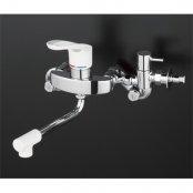 KVK製(KVK)KM5000CHTU 給水・給湯接続 シングルレバー式混合栓 ◎キッチン水栓 一般地用