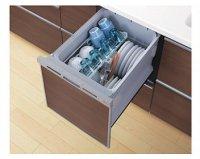 パナソニック製(TOTO) KSMW045TPSPXXXC 食器洗い乾燥機P シルバー 〇食洗機