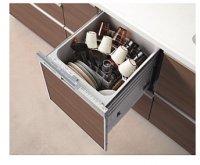 リンナイ製(TOTO) KSMW045QRSPXXXB 食器洗い乾燥機R(I型スリム用) シルバー 〇食洗機