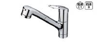 TOTO製(TOTO) KETKGG32EB ミクロソフトシャワー水栓(ハンドシャワー式)◎キッチン水栓 一般地用