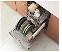 リンナイ製(TOTO) KEMW045FRSDXXXA 食器洗い乾燥機R(フロントオープン・通いかご)〇食洗機