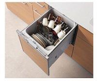 リンナイ製(TOTO) KEMW045JRSPXXXB 食器洗い乾燥機R(スチーム洗浄・プラズマクラスター)〇食洗機