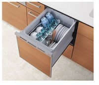 パナソニック製(TOTO) KEMW045TPSPXXXC 食器洗い乾燥機P シルバー〇食洗機
