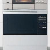 ノーリツ製(NORITZ)NDR420CK-A シルバー ガスビルトインオーブン △ガスオーブン