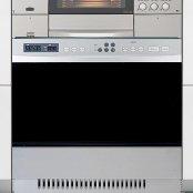 ノーリツ製(NORITZ)NDR514CST-A ステンレス ガスビルトインオーブン △ガスオーブン