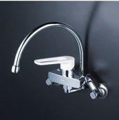 KVK製(KVK)MSK110KRG シングルレバー式混合栓 ◎キッチン水栓 一般地用