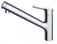 TOTO製(TOTO)TKS05308J 浄水器兼用混合水栓(ハンドシャワー・吐水切り替えタイプ) ▼浄水器 一般地用