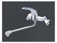 タカラスタンダード K1711T 壁付水栓  ◎キッチン水栓 一般地用