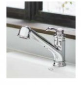 KOHLER製(WOODONE)UDFX001-HH-C 海外製 ハンドシャワー混合水栓 ◎キッチン水栓 一般地用