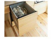 パナソニック製(WOODONE)UDDP001-DHD 食器洗い乾燥機 幅45cm ディープタイプ フルオートオープン ○食洗機