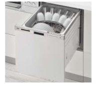 リンナイ製(WOODONE)UDDR001-CHD-S 食器洗い乾燥機 幅45cm コンパクトタイプ  ○食洗機 【パネル・扉材別売】