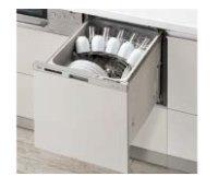 リンナイ製(WOODONE)UDDR002-CHD-V 食器洗い乾燥機 幅45cm コンパクトタイプ  ○食洗機