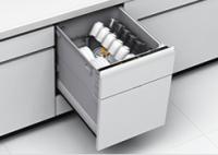 三菱電機製(三菱電機)EW-45LD1MU  幅45cm 深型 ドアフル面材型 ○食洗機