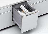 三菱電機製(三菱電機)EW-45MD1SMU 幅45cm 深型 ドア面材型 ○食洗機