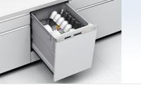 三菱電機製(三菱電機)EW-45RD1SMU 幅45cm 深型 ドア面材型 ○食洗機