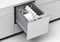 三菱電機製(三菱電機)EW-45V1SM 幅45cm 浅型 ドア面材型 ○食洗機