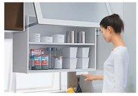 タカラスタンダード システムキッチン  KEL-C075SF36(不燃仕様) 電動昇降吊戸棚 □オプション