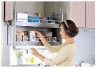 タカラスタンダード システムキッチン  TDUR-601 吊戸用昇降棚 □オプション
