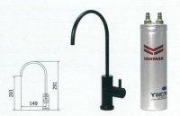 ヤンマー産業製(YANMAR)YWP70NIV-1620PB carbone(カルボーネ)ビルトイン浄水器セット ▼浄水器 一般地用