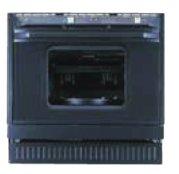パロマ製(Paloma)PCR-500C コンベクションオーブン(ブラックタイプ)△ガスオーブン