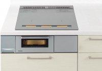 パナソニック製(Panasonic) LESYS36SK シルバー  3口IH 鉄・ステンレス対応 YSシリーズ   YSタイプ ▽IHクッキングヒーター ※納期約2週間