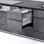 パナソニック製(Panasonic)NP-45KS9W 幅45cm ミドルタイプ K9シリーズ ○食洗機 【ドア面材別売】