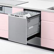 パナソニック製(Panasonic)NP-45VD9S   幅45cm  ディープタイプ  V9シリーズ ○食洗機 【ドアパネル別売】