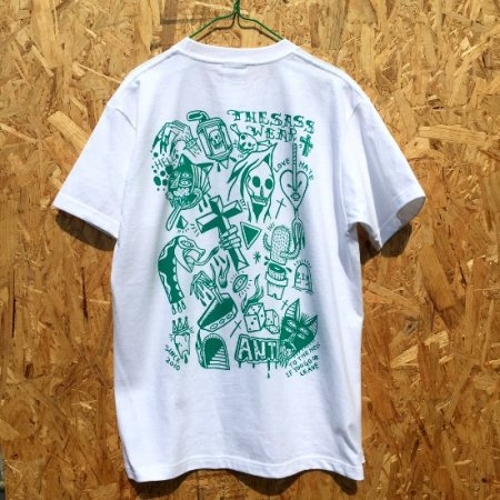 DAMNED-Tシャツ