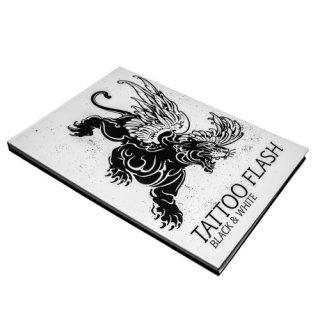 ブラック&ホワイト タトゥーフラッシュ66ワールドワイド  タトゥー本