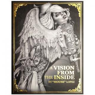 マウス・ロペス画集 ボールペンイラスト集 「A Vision From The Inside」