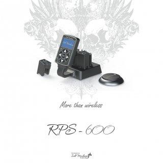 RPS-600 近未来のアイテム ワイヤレスパワーサプライ 電池パック2個付き