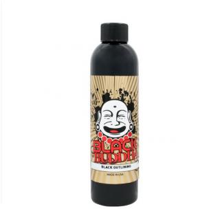 Black Buddha アウトライン用 究極ブラックインク 大容量236ml