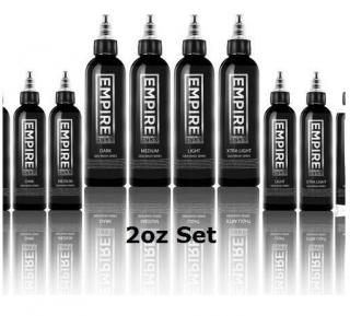 Empire Inks Graywash Series 4-Stage Set 2oz グレーウォッシュ 4段階セット 59ml
