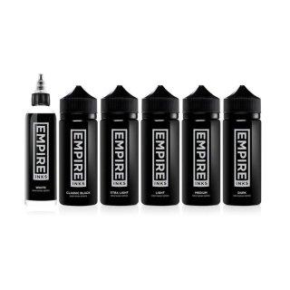 Empire Inks Graywash Series 6-Bottle Full Set 4oz グレーウォッシュ 6段階 フルセット 118ml