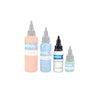 INTENZE インテンツ タトゥーインク 1oz 29ml 154色カラー単品