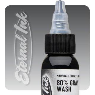 ETERNAL INK エターナルインク Marshall Bennett 80% Gray Wash タトゥーインク