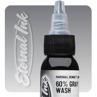 ETERNAL INK エターナルインク Marshall Bennett 60% Gray Wash タトゥーインク
