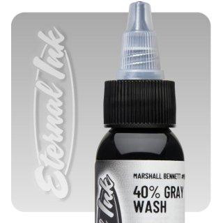 ETERNAL INK エターナルインク Marshall Bennett 40% Gray Wash タトゥーインク