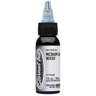 ETERNAL INK エターナルインク Medium Gray Wash タトゥーインク