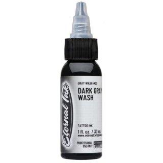 ETERNAL INK エターナルインク Dark Gray Wash タトゥーインク
