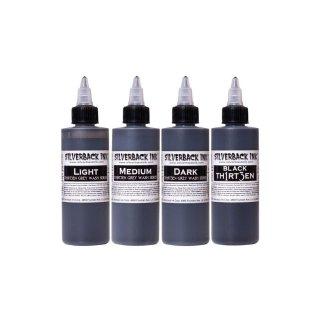 SILVERBACK INK シルバーバックインク Th1rt3enシリーズ 4色セット